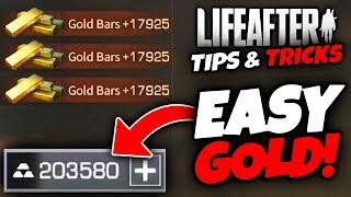 LifeAfter | Tips & Tricks | EASY GOLD!