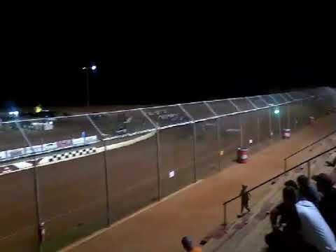 Swainsboro Raceway 8/12/17 Zaxby Create Late Model