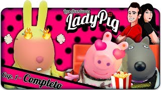 Download Las Aventuras de LadyPig 🐞 Peppa Pig es Lady bug !! El Concurso 🐞  Cap.1  COMPLETO | Anima Toys Mp3 and Videos
