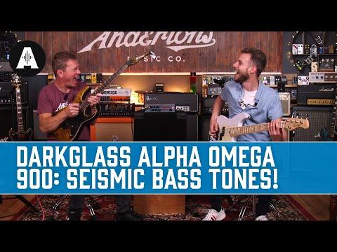 Darkglass Alpha Omega 900 - Get the Karnivool Sound!