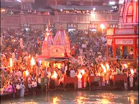 Har Har Ganga- Arti [Full Song] Maa Ganga Aagman