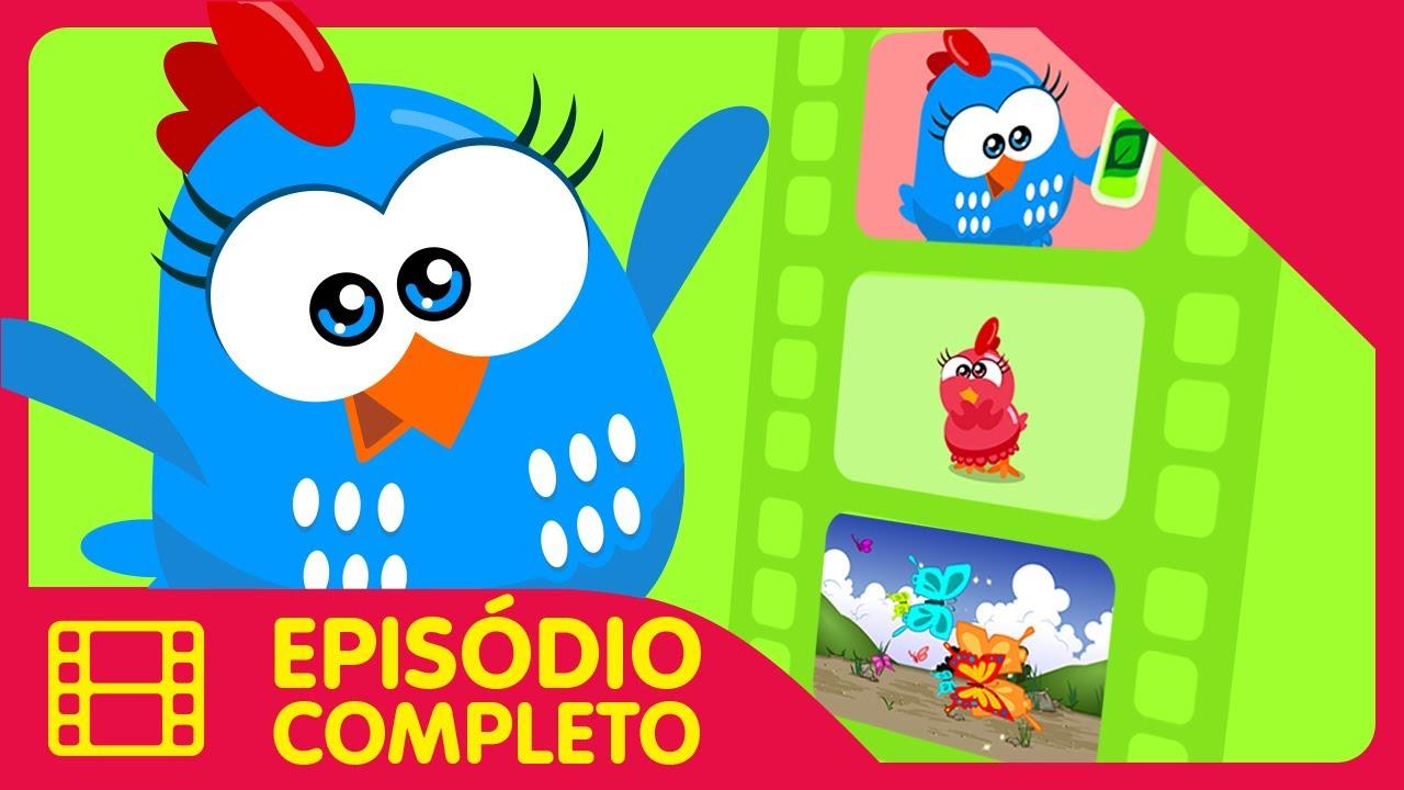 Galinha Pintadinha Mini - Episódio 40 Completo - 12 min