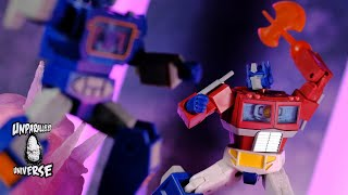 Transformers R.E.D (Robot Enhanced Design) Optimus Prime (He's awesome, don't care what you say🤣)