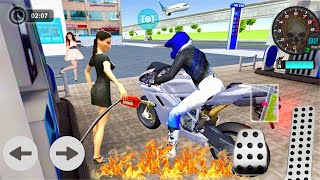 Фото 3D Driving Class Simulator Update - #2 Bike Funny Driving Car Games 3D - Android Gameplay