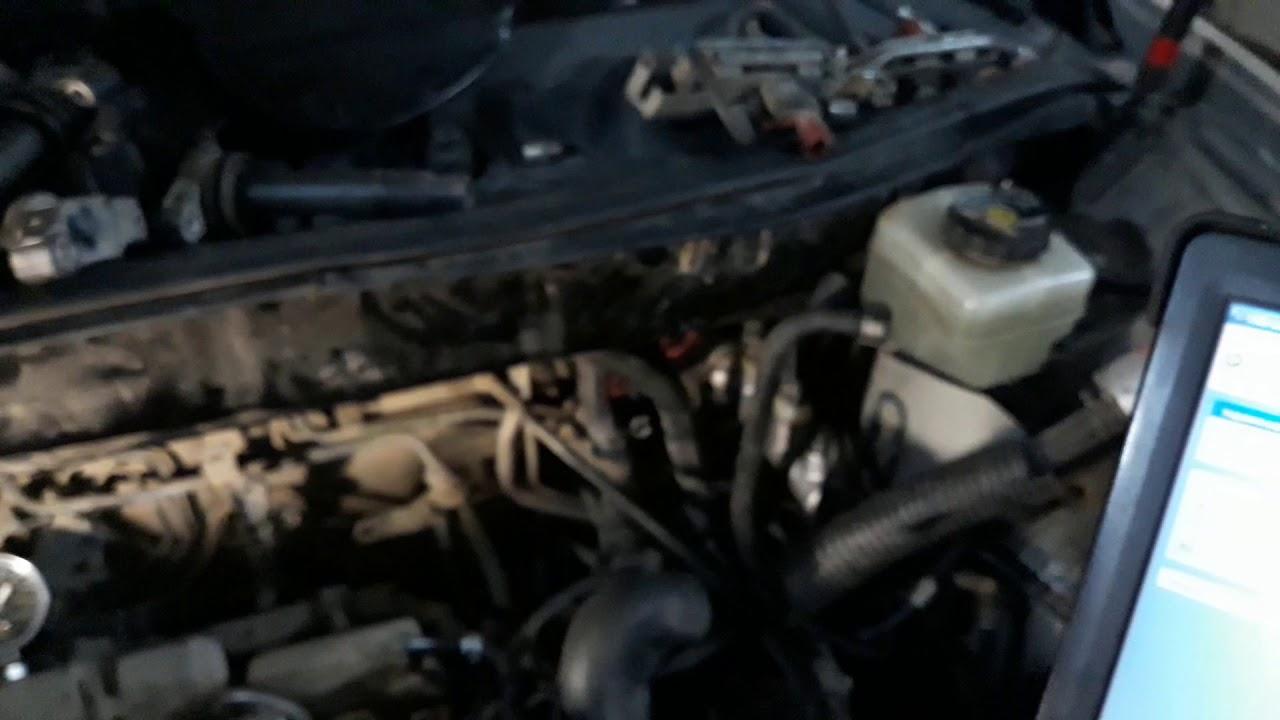 Диагностика форсунок двигателя rx300 Диагностика подвески вольво s60