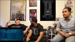 CREED II Trailer - REACTION!