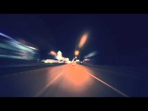 Quantic - Time is the enemy - Timelapse Night driving in Moscow