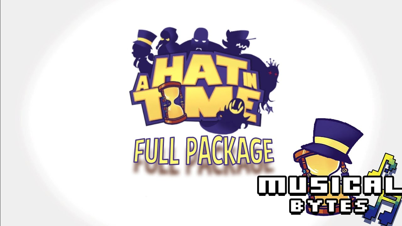 A Hat In Time Musical Bytes - Complete Package