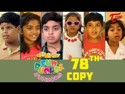 Fun Bucket JUNIORS | Episode 78 | Kids Funny Videos | Comedy Web Series | By Sai Teja - TeluguOne