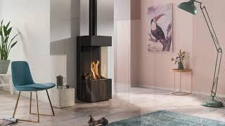 Estufa de gas Trimline 38 FS / Gas stove