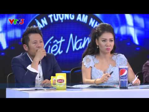 Vietnam Idol 2015 - Tập 4 - Gánh hàng rau - Trần Thị Hòa