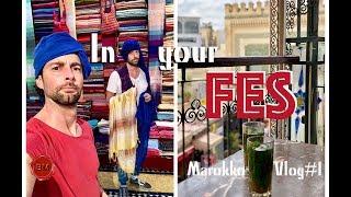 IN YOUR FES I Marokko Vlog #1 I Ben