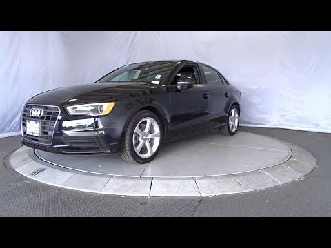 2016 Audi A3 Costa Mesa, Huntington Beach, Irvine, San Clemente, Anaheim, CA RJ11607