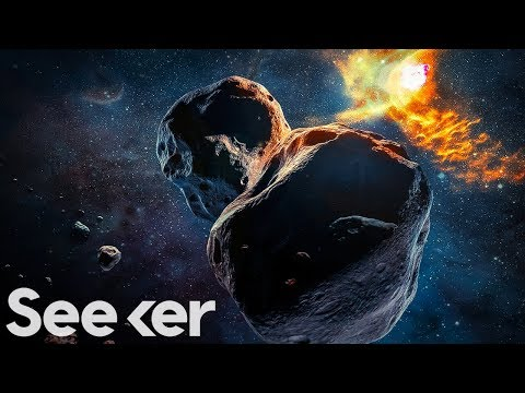 """Why Did We Just Shoot A """"Bullet"""" At An Asteroid?"""
