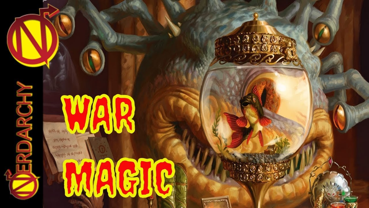 New Wizard Arcane Tradition WAR Magic- Xanathar's Guide to Everything (5e  D&D)