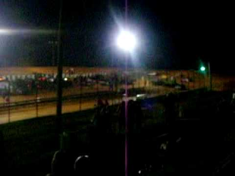 Central Alabama Motor Speedway 7-24-2010 Mechanics Race 4 cyl