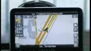 GPS Навигатор - описание и тест(www.domostroy.com Операционная система — Microsoft WinCE.NET 6.0 с поддержкой русского языка Экран — 4.3 дюймов TFT-LCD сенсорны..., 2009-12-22T05:57:10.000Z)