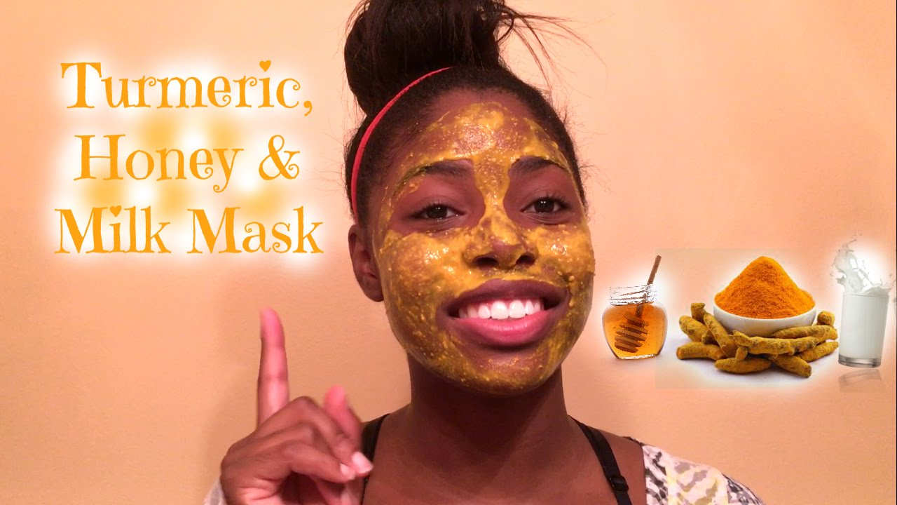 Mask Monday | DIY Turmeric Mask - For Acne, Clear Skin ...