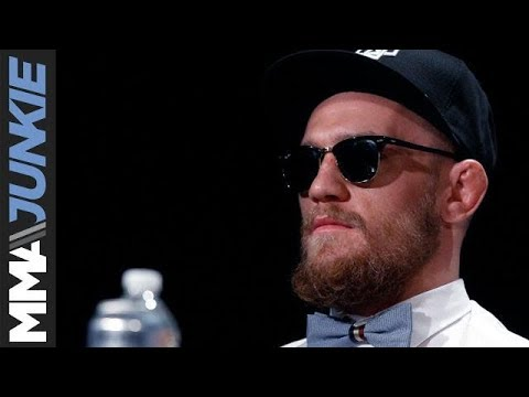 Former UFC exec recounts Conor McGregor's ability to will things into existence