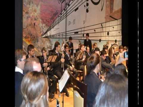 MONTAJE VIDEO FOTOS BANDAS DE  MUSICA, NERVA 23-11-2014 LEON