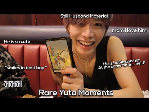 Yuta moments That you've probably never seen [ Rare Yuta Clips ]