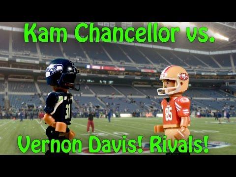 Kam Chancellor vs.  Vernon Davis
