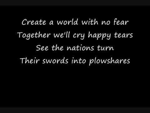 Michael Jackson - Heal The World (Lyrics)