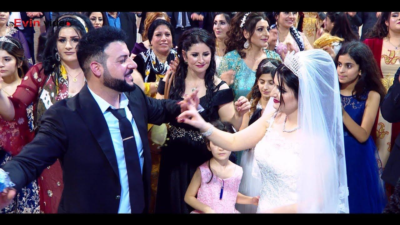 Kurdische hochzeit 2019 djihad sabah xesan asad part 05 ross deko by evin video