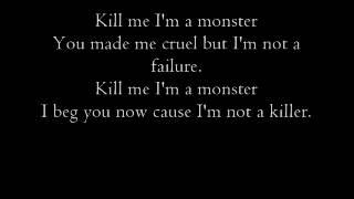AWIM Kill Me I M A Monster Lyrics