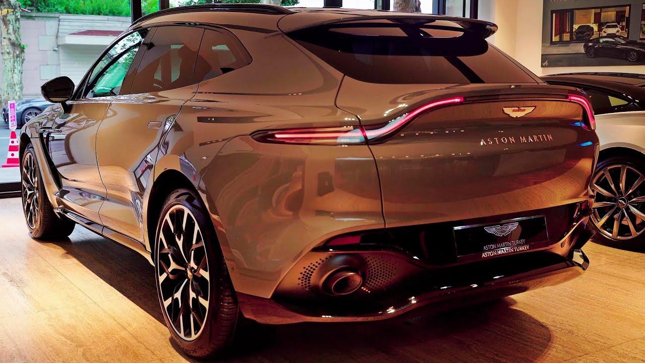 2021 Aston Martin DBX - Luxury Sports SUV!