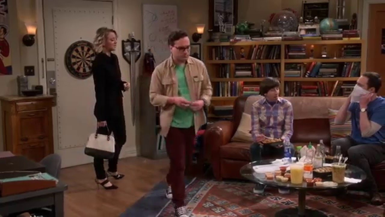 Download The Big Bang Theory - S09E12 - Leonard taking a fake appointment to a psychiatrist