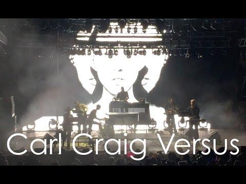 "Carl Craig Versus Synthesizer Ensemble - ""Domina"" - Movement Detroit 2017"