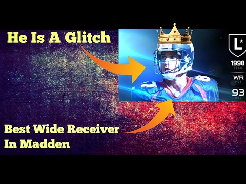 Respect My User !! | Ed Mccaffrey Is A Glitch | MUT 17 GAMEPLAY | Madden 17 Ultimate Team