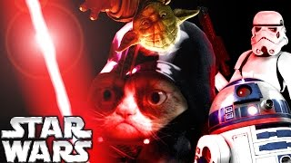 SO MUCH STINKIN' STAR WARS!! -- Left 4 Dead 2 Lightsabers, Darth Vader, Stormtroopers