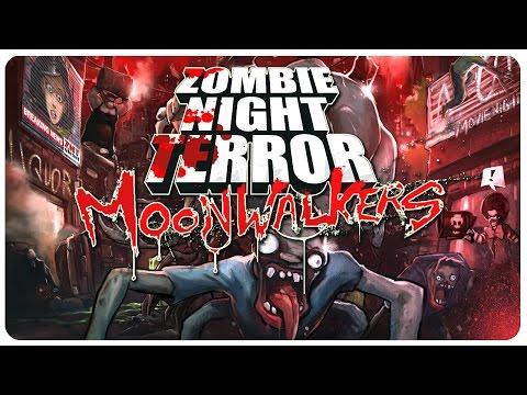 Zombies  Highrise Buildings = SPLAT!  Zombie Night Terror Gameplay Moonwalkers