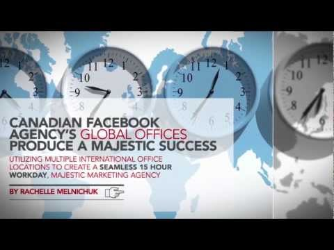 "Business Review Canada — March Edition 2012 ""Canada's Successful Fashion Brands"""