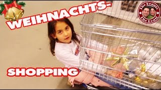 WEIHNACHTS SHOPPING mit Miley | daily VLOG TBATB