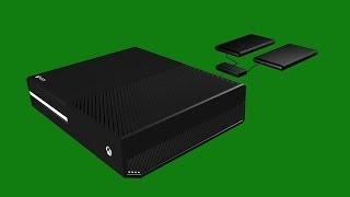 Xbox One: External Storage