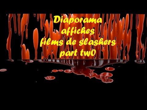 DIAPORAMA SLASHERS 1982-1984