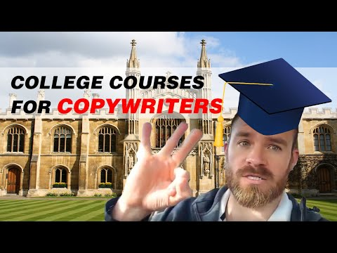 Learn Copywriting In College [Get Girls, Get Paid, Make Friends]
