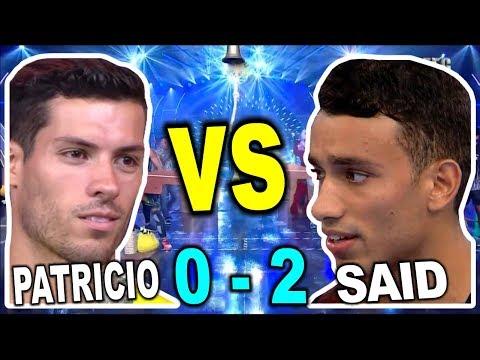 Patricio Parodi vs Said Palao | Patricio no puede ganarle a Said