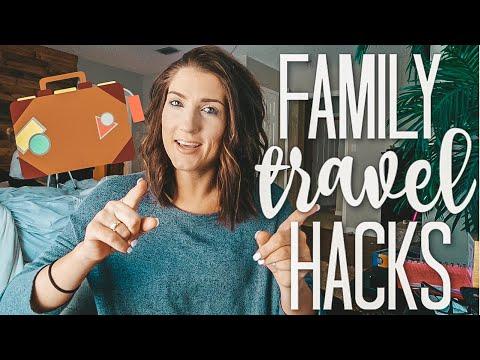 7 Family Travel Hacks for Moms | Realistic Road Trip Hacks