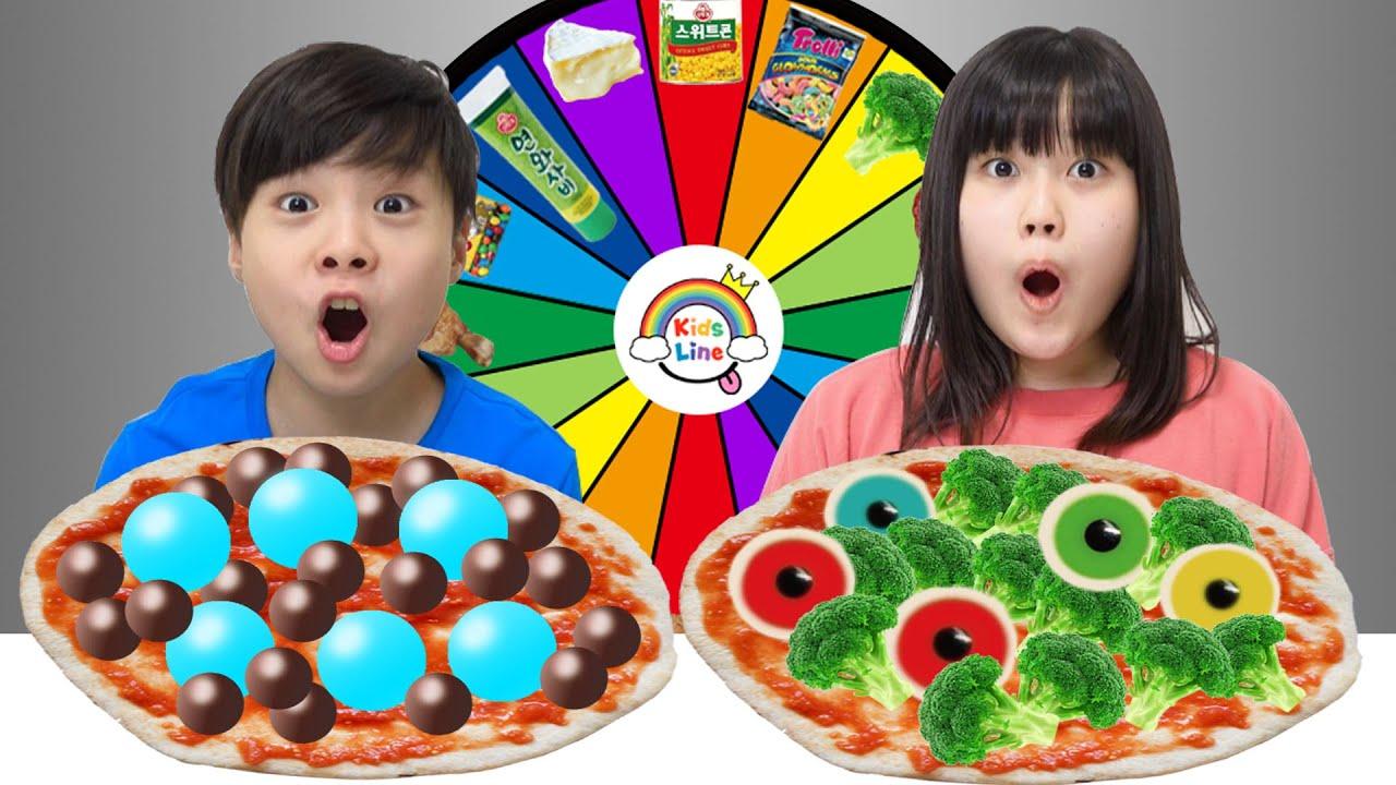 Pizza Challenge Mukbang 피자 챌린지 KOYA and NEMI