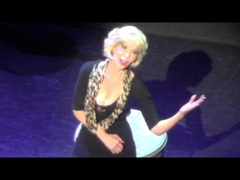 Somewhere That's Green  Ellen Greene  July 1, 2015  Little Shop  Encores! OffCenter