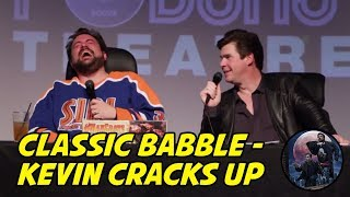 Classic Babble - Kevin Cracks Up