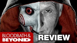 Jigsaw (2017) - Horror Movie Review