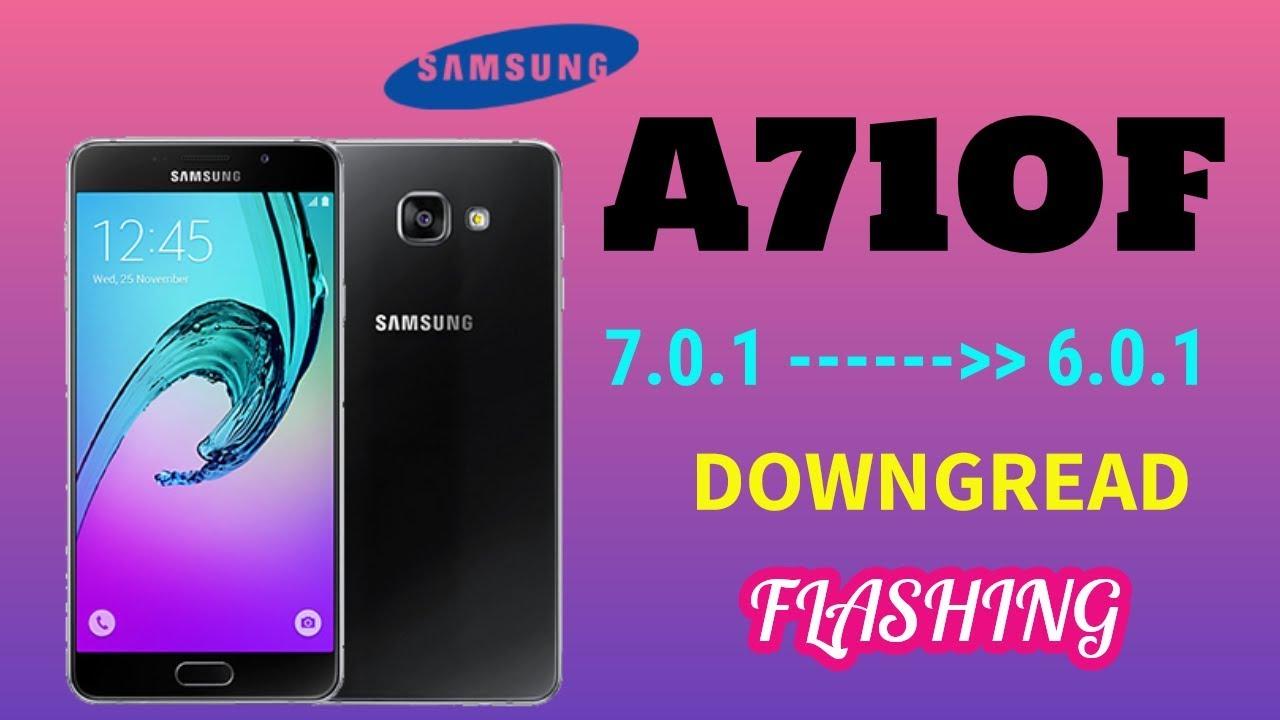 Mobile Info: Samsung Galaxy A7 2017 Reset