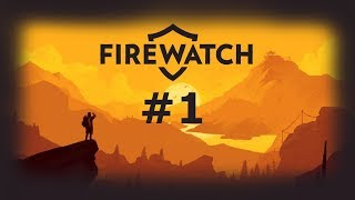 Firewatch [] Part 1 [] Erster Tag auf der Arbeit