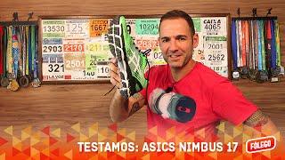 Testamos: Asics Nimbus 17