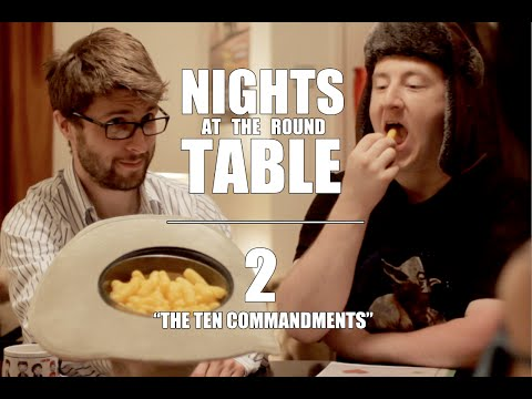 Dungeons and Dragons Comedy - Nights At The Round Table episode 2